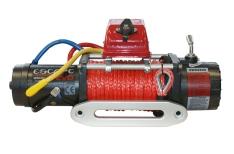 Troliu Escape EVO cu cablu sintetic 9500 lbs (4309kg) EWX-Q
