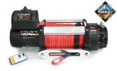 Troliu Escape EVO cu cablu sintetic 9500 lbs (4309kg) IP68