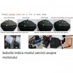 Troliu XDyna 13.500lbs 3 ani garantie 6130kg, 6CP FARA wireless___