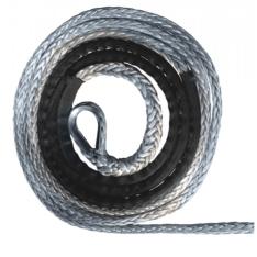Cablu sintetic (plasma) Xdyna 9mm x 28m