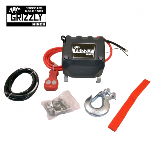 Grizzly Winch 13000lbs sintetic___