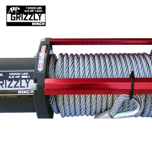 Grizzly Winch 13000lbs____