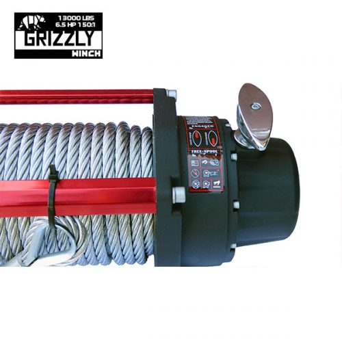 Grizzly Winch 13000lbs_____