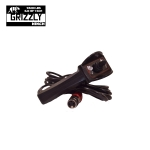 Grizzly Winch 9500lbs sintetic_