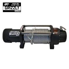 Troliu Grizzly Winch 9500lbs (4310kg) cablu de otel