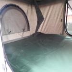 Cort Vario 125 cm cu carcasa ABS__