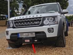 Kit montaj troliu pentru Land Rover Discovery 3+4