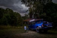 Marchiza ARB Touring 2500 x 2500mm cu iluminare