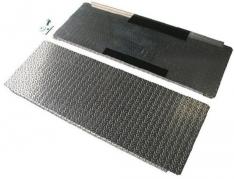 Platforma aluminiu 50 x 19 cm
