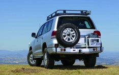 Bara spate ARB pentru Toyota LC J200