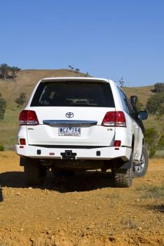 Bara spate ARB pentru Toyota Land Cruiser 200