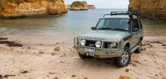 Bullbar ARB Deluxe pentru Land Rover Discovery 2 (dupa 2002)
