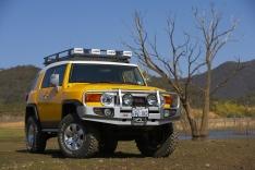 Bullbar ARB Deluxe pentru Toyota Fj Cruiser
