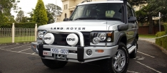 Bullbar ARB Sahara pentru Land Rover Discovery 2 (2002-)
