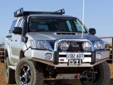 Bullbar ARB Sahara pentru Toyota Hilux 2012-