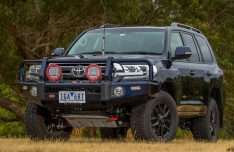 Bullbar ARB Summit pentru Toyota Land Cruiser J200 model GX, GXL (2016-)