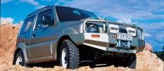 Bullbar ARB pentru Suzuki Jimny, benzina (-2012), diesel (-2005)