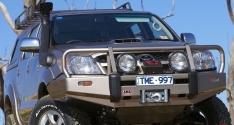 Bullbar ARB pentru Toyota Hilux 2005-2011
