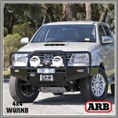 Bullbar Arb Commercial pentru Toyota Hilux (2005-2015)