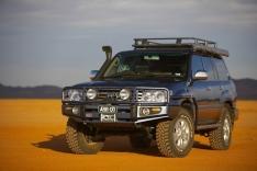 Bullbar Arb Deluxe pentru Toyota Land Cruiser J100 (2003-)