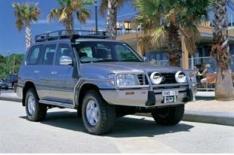 Bullbar Arb Sahara pentru Toyota Land Cruiser J100 (-2002)