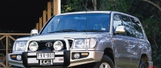 Bullbar Arb Sahara pentru Toyota Land Cruiser J100 (2003-)