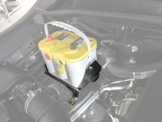 Kit montaj baterie aditionala pentru Toyota Hilux Revo