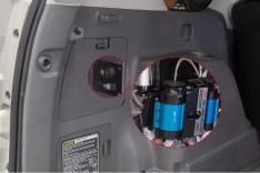Kit montaj compresor ARB pentru Toyota Land Cruiser J150