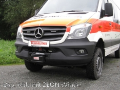 Kit montaj troliu pentru Mercedes Benz Sprinter/VW Crafter 2006-2017