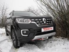 Kit montaj troliu pentru Renault Alaskan