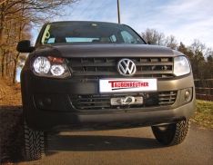 Kit montaj troliu pentru Volkswagen Amarok pana in 2016
