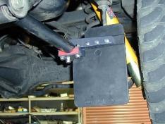 Protectii amortizoare OME662 pentru Toyota LC J80, J100