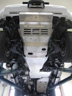 Scut protectie fata pentru Toyota J150, motor 2.8 cu KDSS