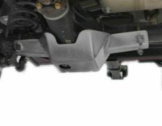 Scut punte spate pentru Suzuki Jimny
