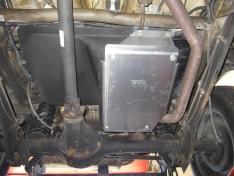 Scut rezervor pentru Suzuki Jimny