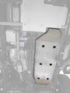 Scut rezervor pentru Toyota J150, motor 2.8
