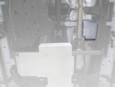 Scut senzori esapament pentru Toyota J150, dupa 2015