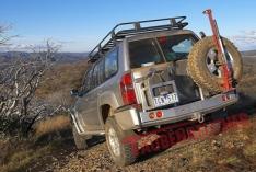 Bara spate ARB pentru Nissan Patrol Y61 (1997-2004)