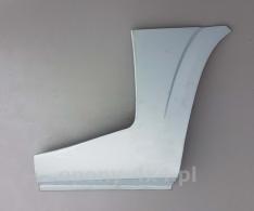 Reparatie aripa inferioara fata stanga pentru Nissan Patrol Y61 (97′-19′)