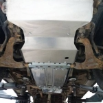 Scut motor pe benzina pentru Mitsubishi Pajero II (91′-99′) bara F4X4-