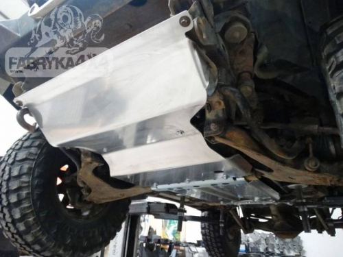 Scut motor pentru Mitsubishi Pajero II (91′-99′) bara originala__