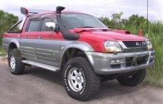 Snorkel Mitsubishi L200 1996-2006, Pajero Sport 1998-2008